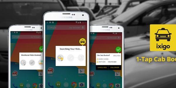 Ixigo upgrades cab meta with crazy tech
