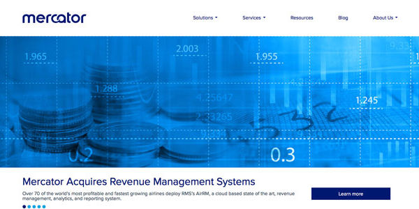 Warburg Pincus-backed Mercator acquires Revenue Management Systems