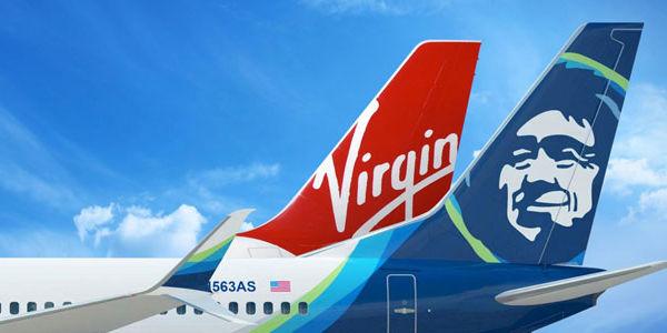 Alaska Air buys Virgin America, in a merger of airline tech innovators