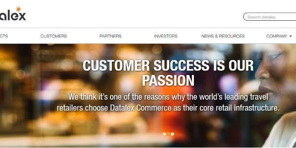 Datalex lines up China IT partnership