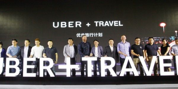 Uber China morphs into end-to-end travel app