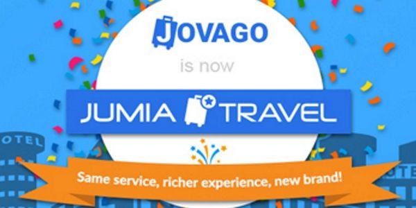 Jovago rebrands to Jumia Travel
