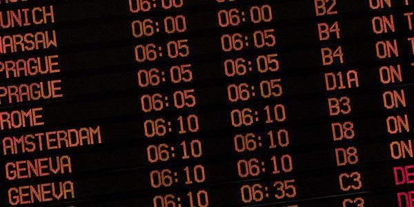 FlightGlobal snap up FlightStats and Diio