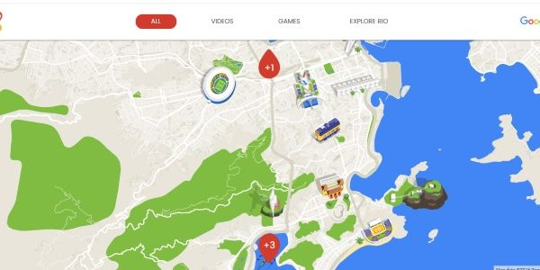 Google goes guerilla with Rio content site - no Olympic Rings to be seen