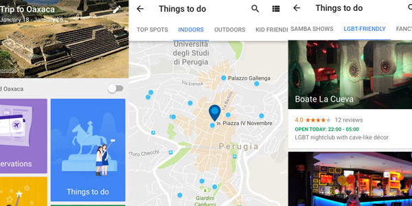 Google debuts Trips, a mobile app to plan travel itineraries faster