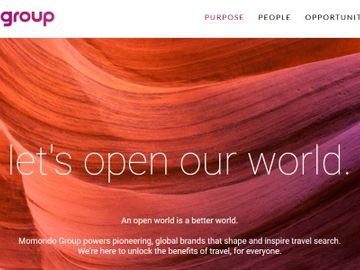 Momondo Group - the role of personalisation in travel search