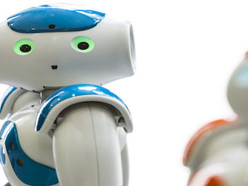 A pat down by robots coming soon to airport security?