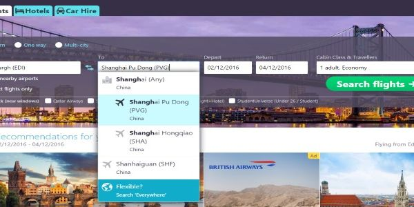 Skyscanner sells to Ctrip for $1.75 billion
