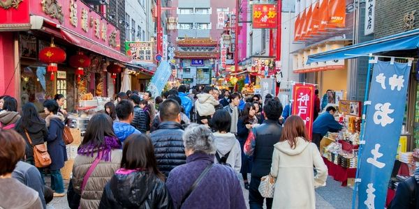 Chinese outbound travellers staying close to home