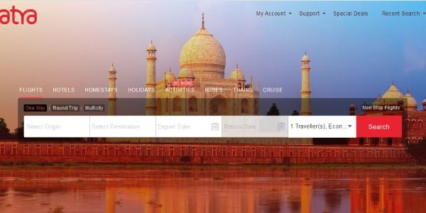 Yatra opens marketplace as part of new look