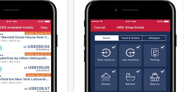 HRS uses beacons to ease hotel check-in pain