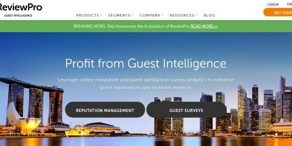 ReviewPro boss talks strategy after Shiji tie-up