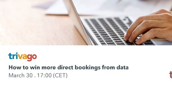 WEBINAR VIDEO: How to win direct hotel bookings from data