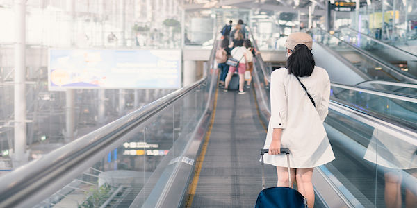 Digital innovation and the passenger experience - a view from three airports