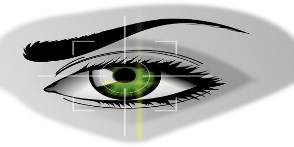 Eye-tracking Google search results for hotels shows emphasis on ad products