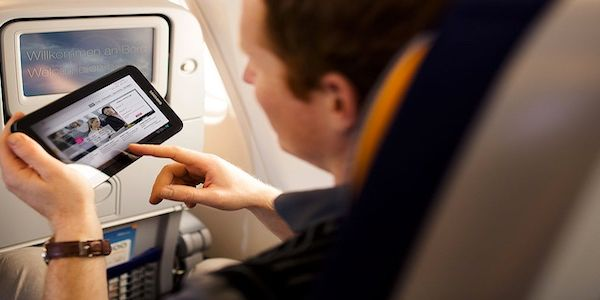 Lufthansa gets closer to passengers as it goes Home with Google