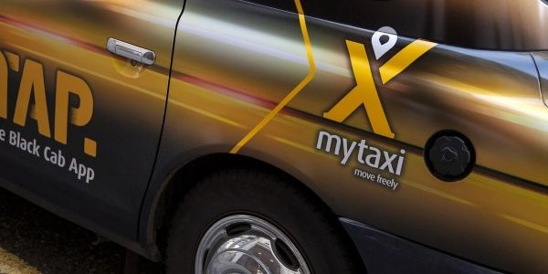 Hailo disappears into the Waterloo sunset as Mytaxi takes over