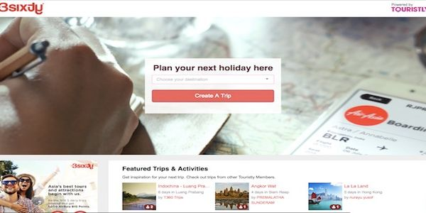 AirAsia looks to boost ancillary services through Touristly investment