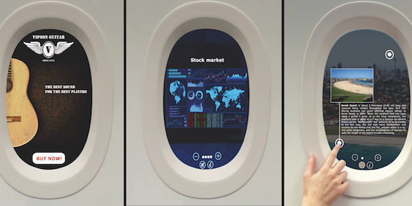Destination inspiration takes off on in-flight entertainment