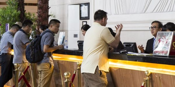 China's hotels experience familiar concerns
