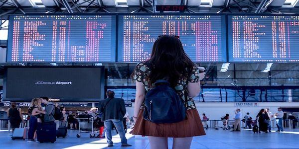 Using mobile sensors to improve airport IQ