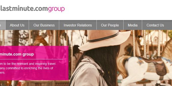 Packages, meta and mobile lead the way for lastminute group