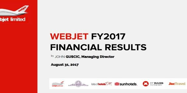 Webjet in the black as consumer and trade units expand