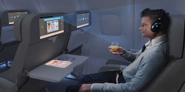 Taking inflight entertainment to the next level