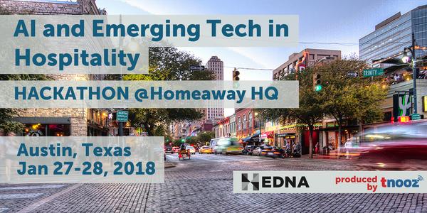tnooz hackathon @ HEDNA | Austin