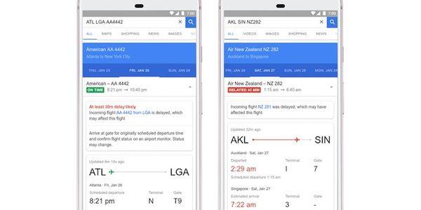 Google Flights now predicts flight delays and breaks down Bare Fares