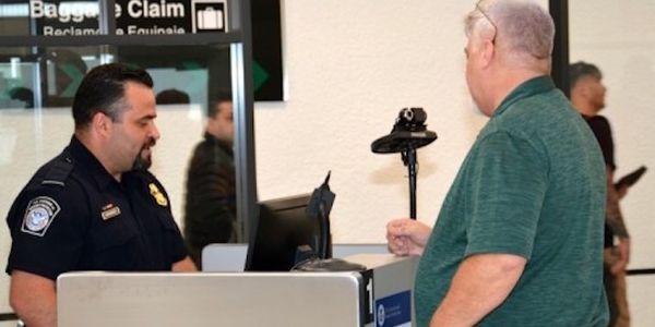 Miami International Airport opens wholly biometric passport screening facility