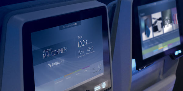 Giants come together to make data work for airlines and passengers