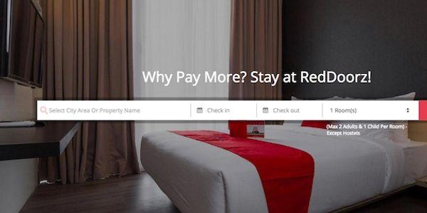 RedDoorz is disrupting Southeast Asia's budget hotel market