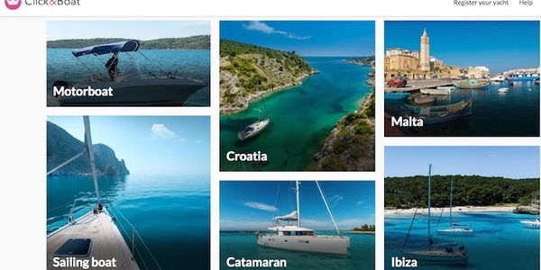 Click&Boat sails off with a €4 million investment