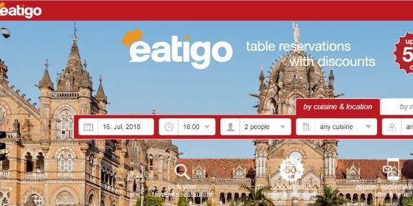 TripAdvisor gets deeper into Eatigo