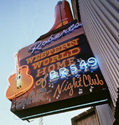 Nashville is full of country music-infused venues and properties