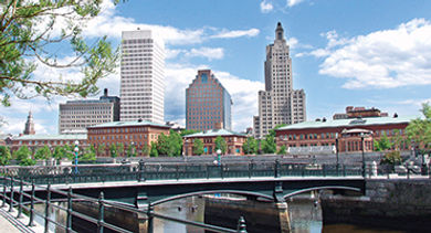 Providence park skyline