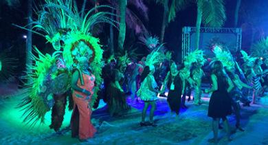destination caribbean 2016 - dancers