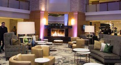 Chicago Marriott Lincolnshire Resort - Lobby