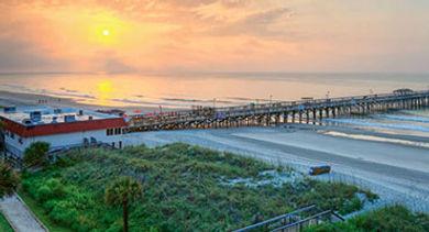 Myrtle Beach sundown