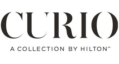 curio hilton logo