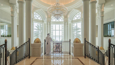 Inside the Reopening of Qatar's Four Seasons Hotel Doha