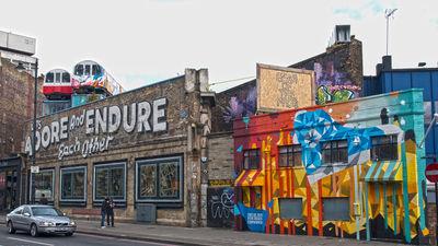 7 Top Destinations for Street Art Tourism