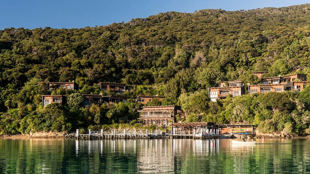 Hotel Review: Bay of Many Coves in New Zealand's Marlborough Sounds