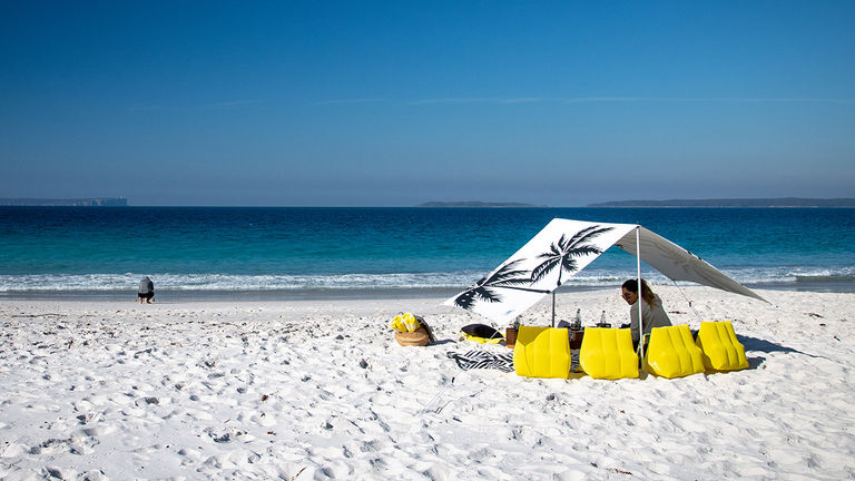 Don't miss a chance to visit Greenfield Beach, considered one of NSW's most scenic spots.