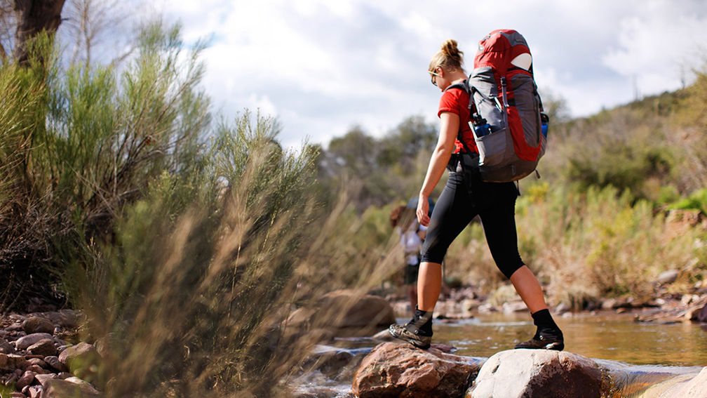 Backpacking the Superstition Mountains With Arizona Outback Adventures