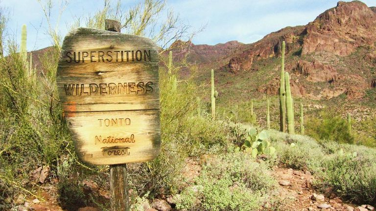 A guided tour is highly recommended, as hikers often get lost.