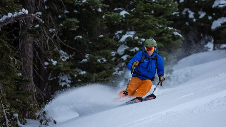 Discover new ski territory with the help of companies such as Alpenglow.