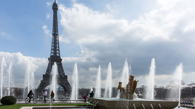 France Reopening Eiffel Tower