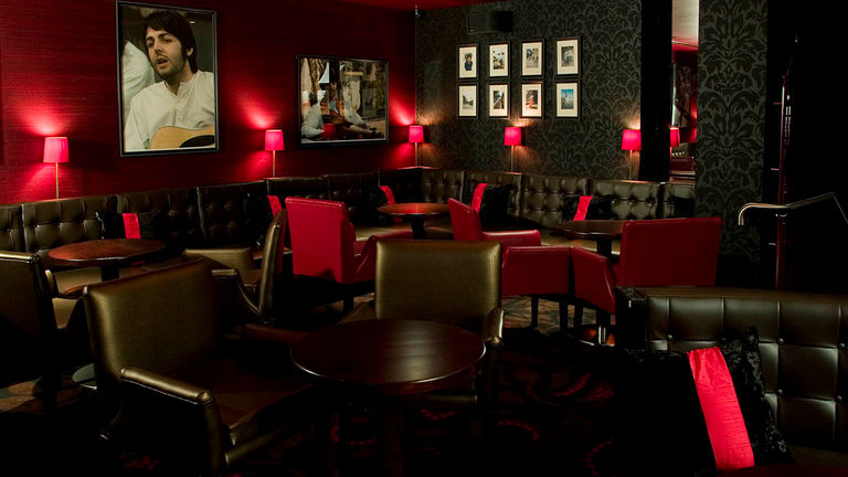 Hari's Bar is a tribute to The Beatles' time in India.